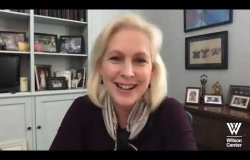 Combating Gender-Based Violence: A Conversation with Senator Kirsten Gillibrand